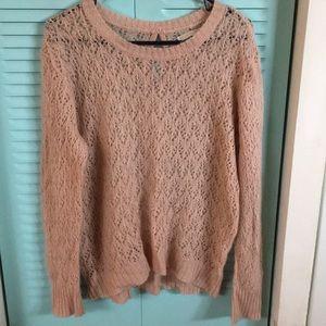 Mauve Lightweight Sweater